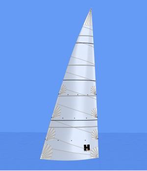 Illusion Mainsail