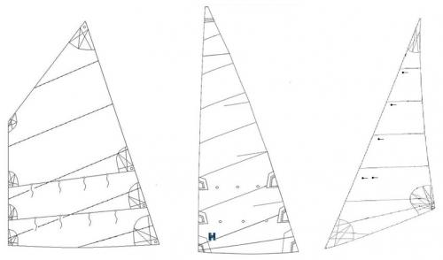 HYDE HERITAGE | MAINSAIL