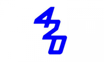 420 RACE Mainsail Code 2G
