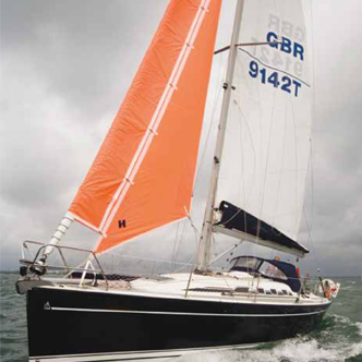 Wrap luff storm jib 7 sq.m. ? Suited for yachts 34 ? 39 foot