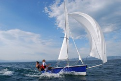 Stratos Mainsail Keel no foam head