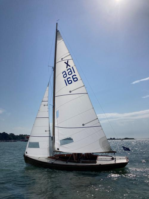XOD Foresail