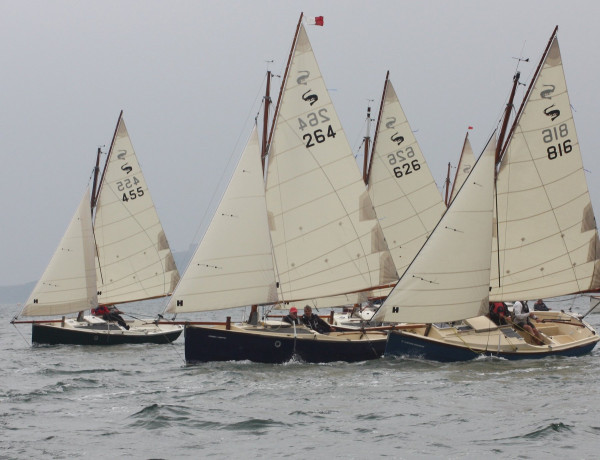 2021 Shrimper Open Championships success thanks to Hyde Sails Support
