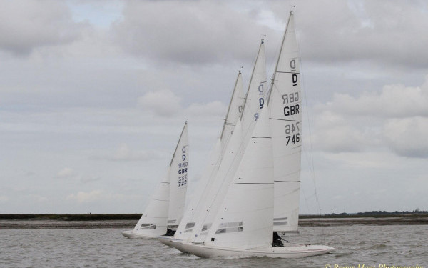 Keelboat Sails