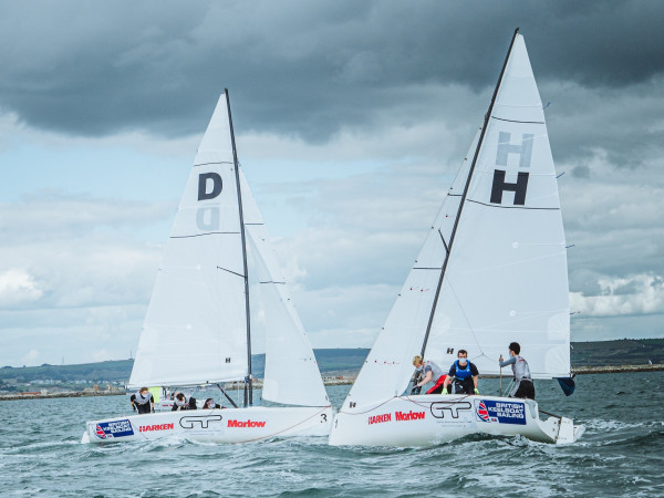 ELLIOTT 6M MATCH RACING