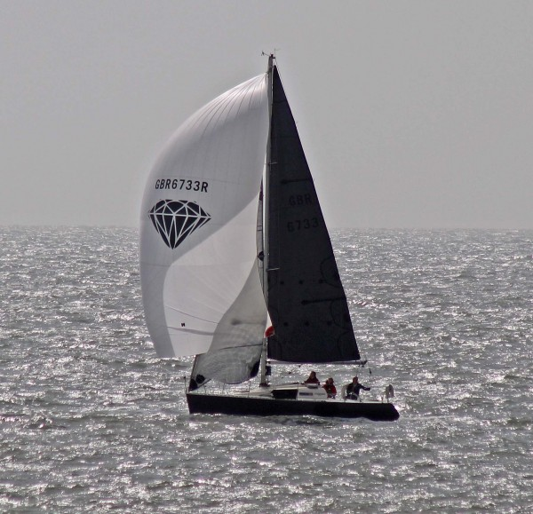 Hyde Sails at Southampton Boat Show