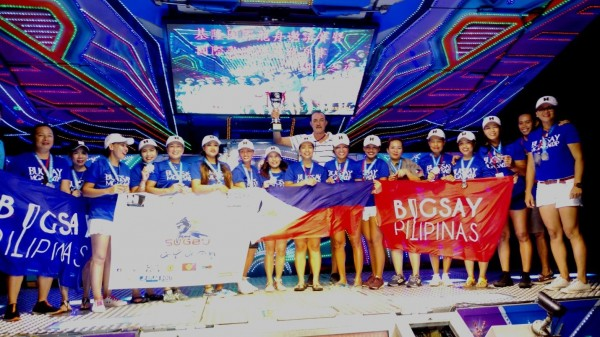 Hyde Sails Cebu makes local dragon boat team's dream a reality