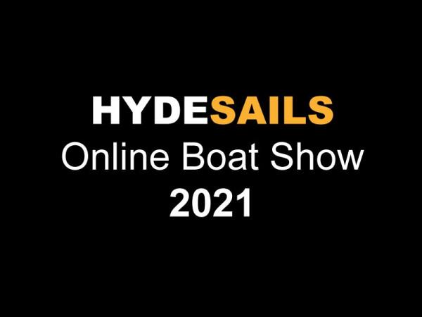 Hyde Sails Online Boat Show