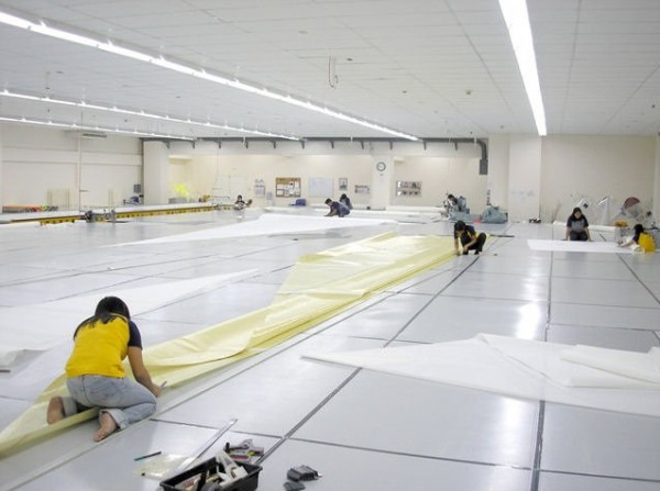 HYDE SAILS RE-OPENS LOFT IN PHILIPPINES FOR PPE PRODUCTION AS WELL AS USUAL BUSINESS.