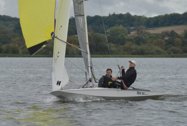 Hyde Sails win the final Gul Golden Dolphin event at Chew Valley