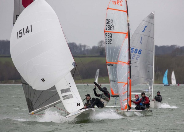 Hyde Sails win Tiger Trophy