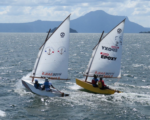 Inclusive Sailboat Class Holds Championship Regatta