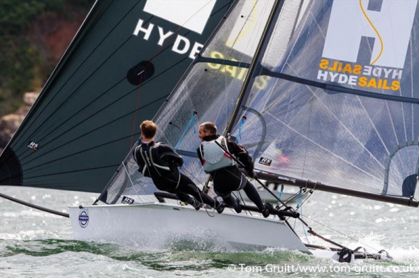 RS700 & RS800 SAILGIVEAWAY AT NATIONALS